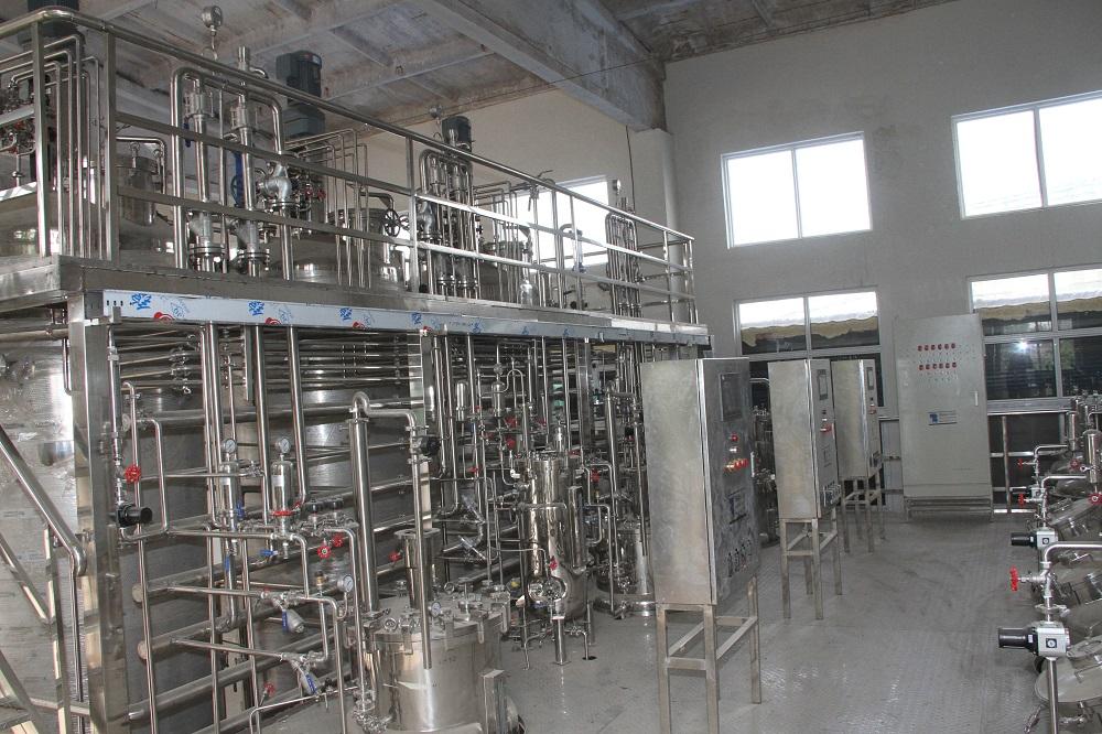 三级发酵系统